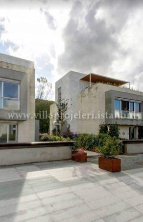 Kemerburgaz Ark Vista Evleri'nde Satılık Müstakil Villa