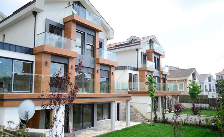 İstanbul'un en fazla villa yapısı Sarıyer'de