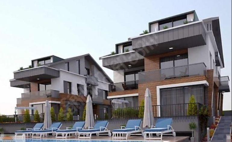 Olivia Garden Villaları