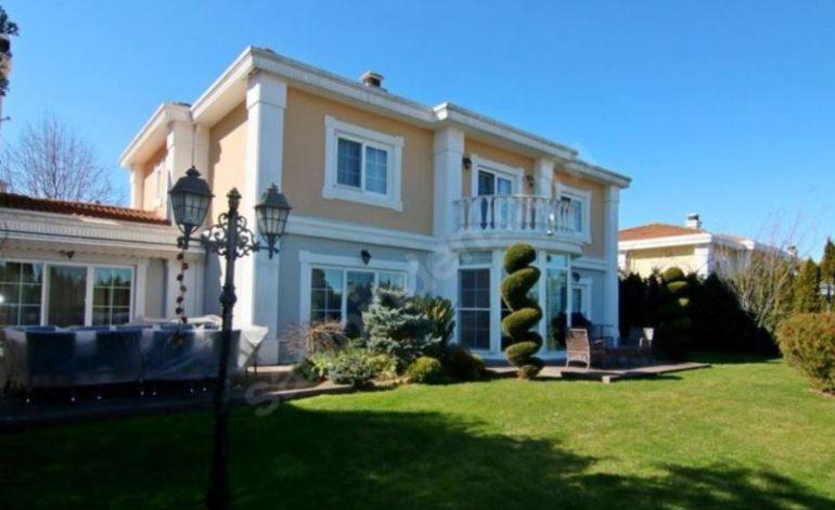 Tuzla Royal Park'ta Satılık Villa
